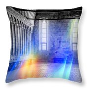 In The Hall Of The Mountain King Throw Pillow