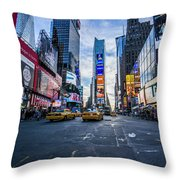In The Heart Throw Pillow