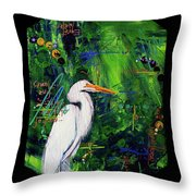 In The Modern World Throw Pillow