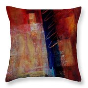 In The Moment 002 Throw Pillow
