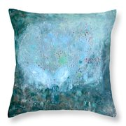 In The Name Of Rain-10 Throw Pillow
