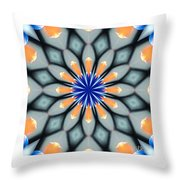 In The Sky With Diamonds Throw Pillow