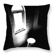 In The Spotlight Throw Pillow