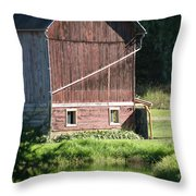 In The Sun Throw Pillow
