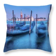 In The Twilight Of Memory Throw Pillow