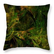 In The Valley Of Whoa Throw Pillow