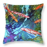 In The Weeds Throw Pillow