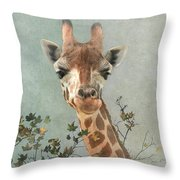 In The Wild 2 Throw Pillow