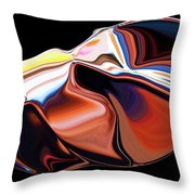 In The Womb Throw Pillow