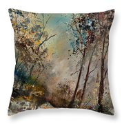 In The Wood 451180 Throw Pillow