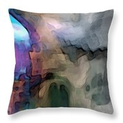 In The World Throw Pillow