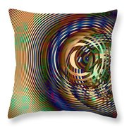 In There Throw Pillow