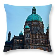In Victoria Throw Pillow