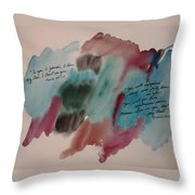 In You We Trust Throw Pillow