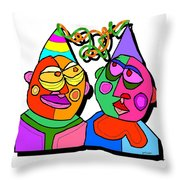 In Your Mind Throw Pillow