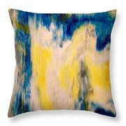 In Your Presence Throw Pillow