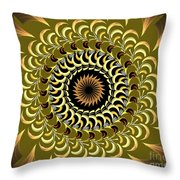 Incendia Kaleidoscope Throw Pillow