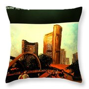 Incredible Throw Pillow