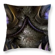 Incubus Throw Pillow