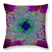 Incultures Throw Pillow