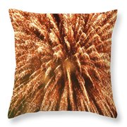 Independence Day Throw Pillow