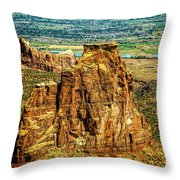 Independence Day Tradition Throw Pillow