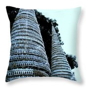 Independence Park 3 Throw Pillow