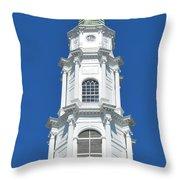 Independent Presbyterian Church Throw Pillow