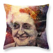 Indira Throw Pillow