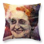 Indira Throw Pillow