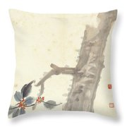 Indus Throw Pillow