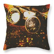 Industry Of Artistic Creations Throw Pillow