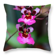 Inescapable Desire Throw Pillow