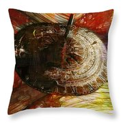Inevitable Conclusion Throw Pillow