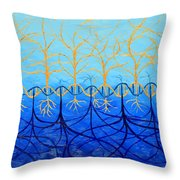 Inextricable Combined  Throw Pillow