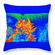Infared Throw Pillow