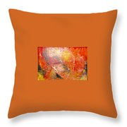 Inferno Throw Pillow