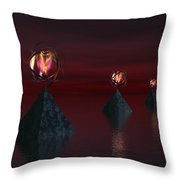 Infinate Hope Throw Pillow