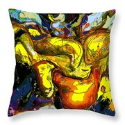 Infinite Complexity One Throw Pillow