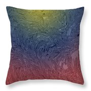 Infinite Complexity Seven Throw Pillow