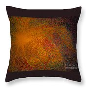 Infinite Field Of Possibilities Throw Pillow