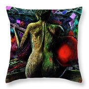 Infinite Landscape Throw Pillow