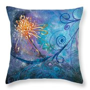 Infinity Of Wonders - Side1 Throw Pillow
