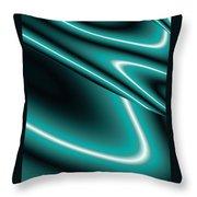 Infinity Art Throw Pillow