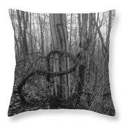 Infinity Vine  Throw Pillow