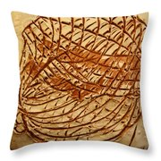 Influences - Tile Throw Pillow