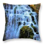Inglis Falls Throw Pillow