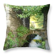 Inistioge Throw Pillow