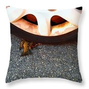Injustice Throw Pillow