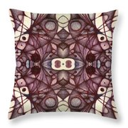 Ink Thoughts Variation Three Throw Pillow